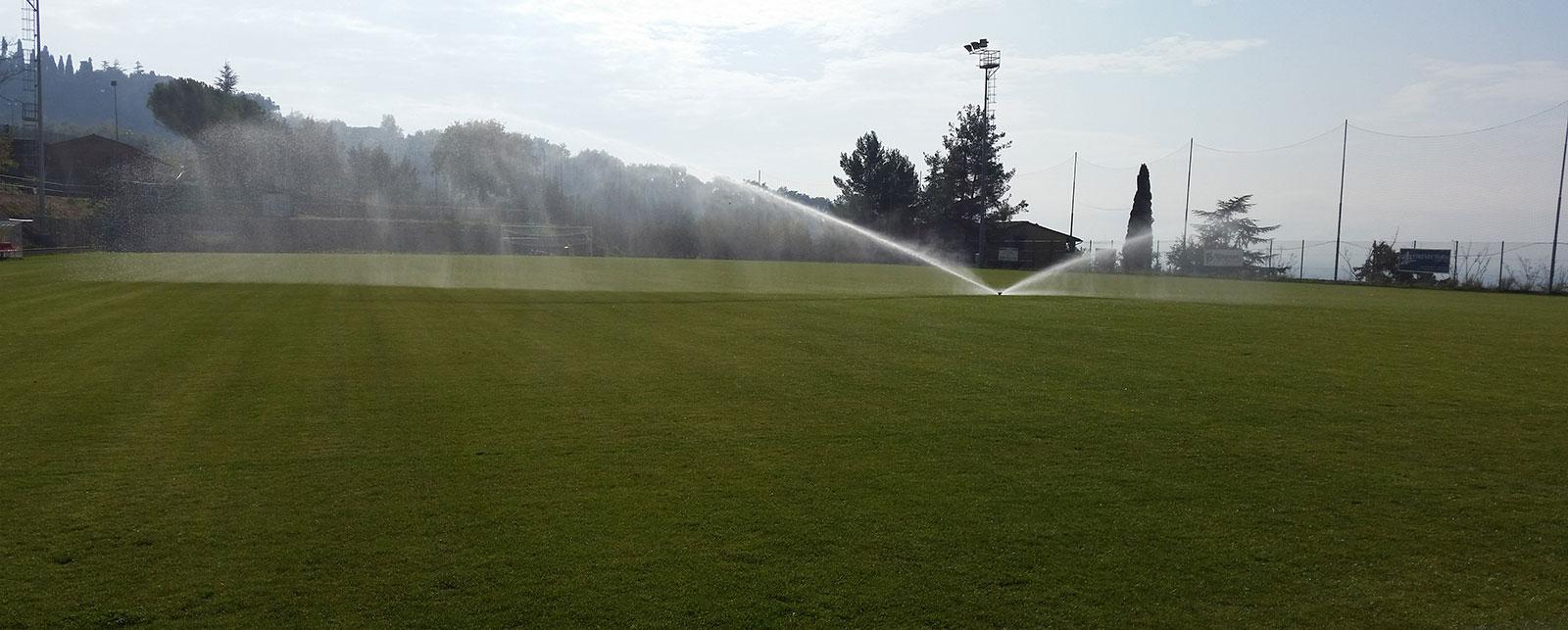 Impianti irrigazione per giardino a perugia for Progettare un impianto di irrigazione